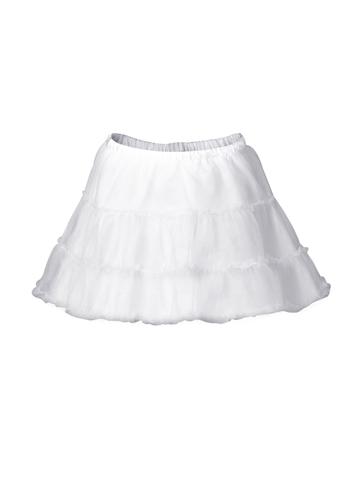 Gini & Jony Girls White Skirt