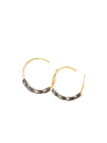 Fabindia Women Ananya Gold Earrings
