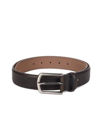 Peter England Men Brown Belt