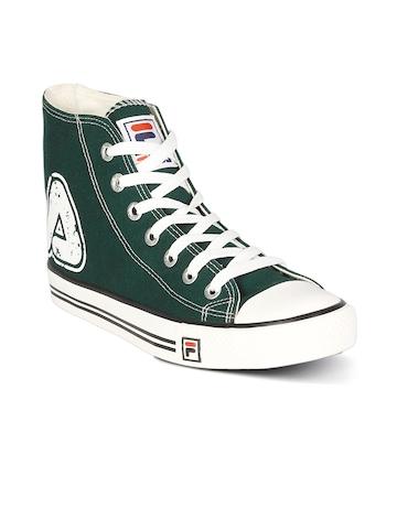 Fila Men Green Fuel HI Shoes