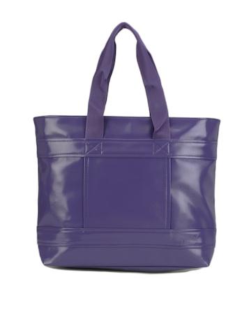 Puma Women Purple Kenobi II Tote Bag