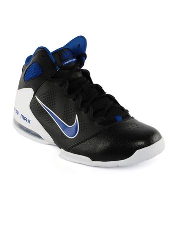 Nike Men Air Max Full Court 2 Black Shoes