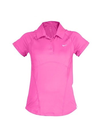 Nike Women Smash Pink T-shirt