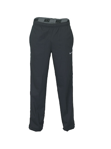 Nike Men Team Woven Black Track Pants