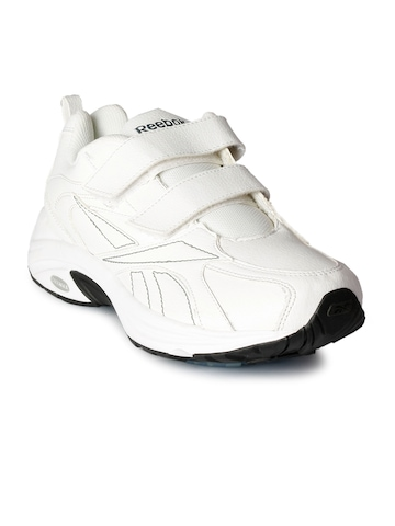 Reebok Men Walk Max Velcro White Sports Shoes