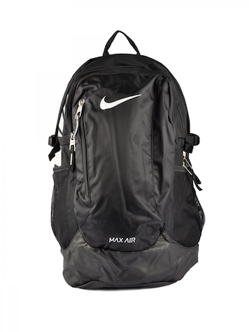 Nike Unisex Swoosh Black Backpack