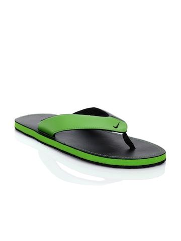 Nike Men Chroma Thong II Black Flip Flops