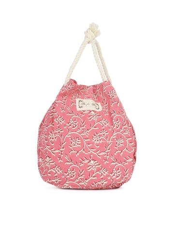 Be For Bag Women Zoli Pink Tote Bag