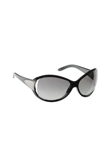 Vogue Women Black Sunglasses