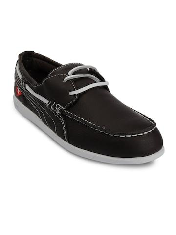 Puma Men Yacht L Brown Casual Shoes