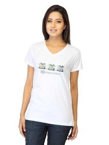 Tantra Women 3G White T-shirt