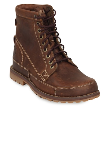 Timberland Men Earthkeeper Burnsh Medium Brown Shoe