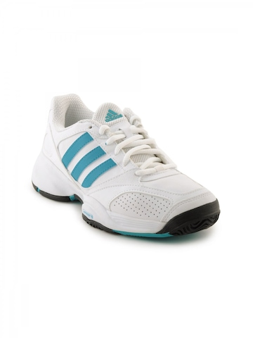 Adidas Women Court Switch White Sports Shoes