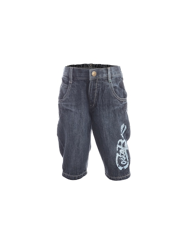 Gini and Jony Boys Washed Blue 3/4 Length Pants
