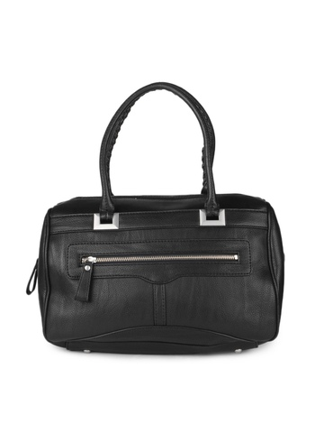 French Connection Women Black Kite Handbag