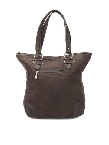 Paridhan Women Brown Handbag