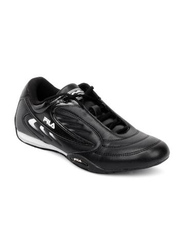Fila Men Rockford Black Shoes