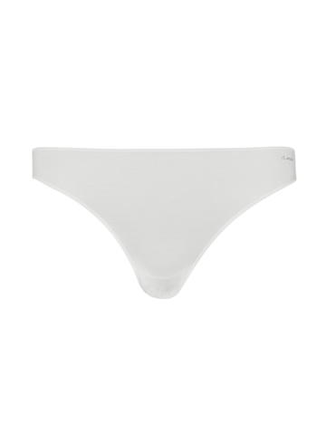 Jockey Women White Briefs
