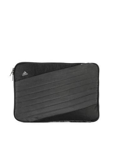 Adidas Unisex Black Laptop Sleeve