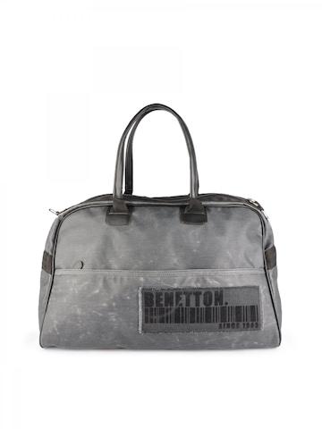 United Colors of Benetton Unisex Black Bag