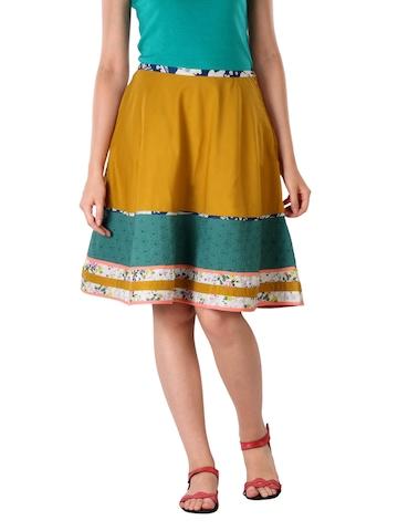 Mineral Women Brown Skirt