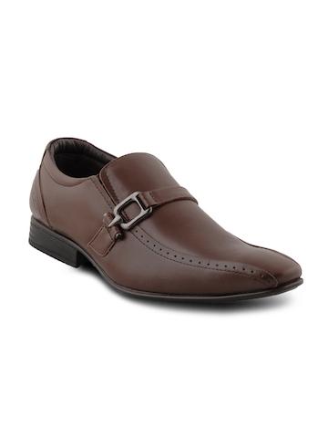 Buckaroo Men Medina Brown Formal Shoes