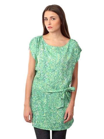 Vero Moda Women Bale Green Top