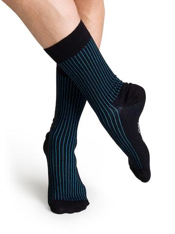 Happy Socks Unisex Black Socks