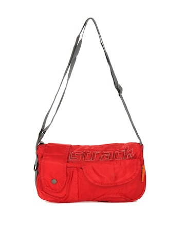 Fastrack Women Red Sling Bag