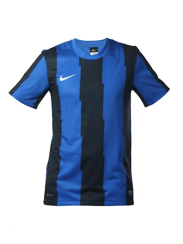 Nike Men Black & Blue Energy Jersey