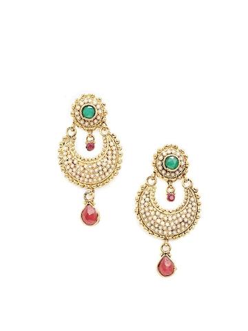 Royal Diadem Earrings