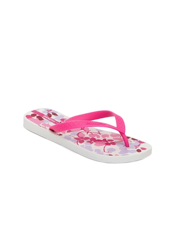 iPanema Women Pink Flip Flops