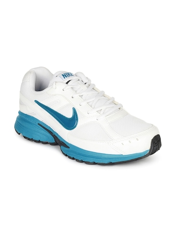 Nike Men White Ballista Sports Shoes