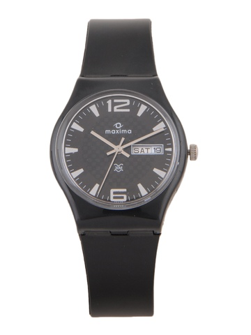Maxima Men Black Watch