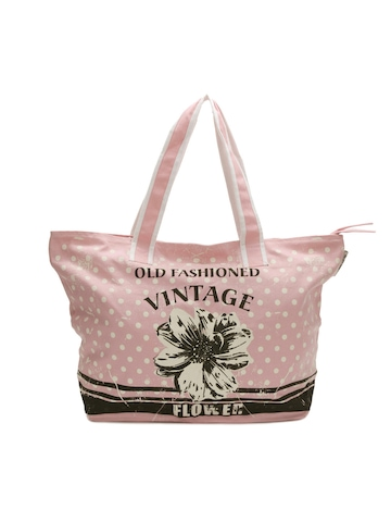 Be For Bag Women Pink Tote Bag