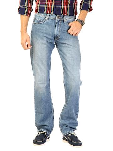 Lee Men Sanskrit Blue Rodeo Fit Jeans