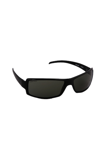 Fastrack Unisex Bikers Black Sunglasses