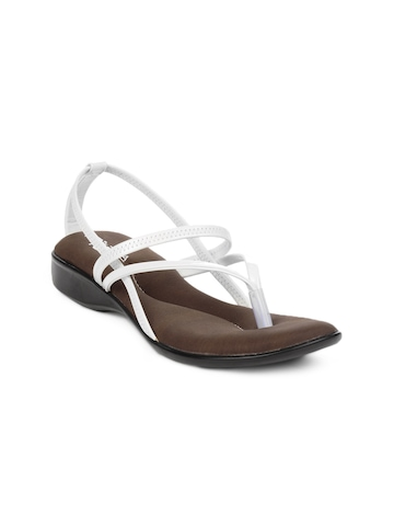 Portia Women White Flats