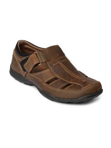 Skechers Men Berra Brown Casual Shoes