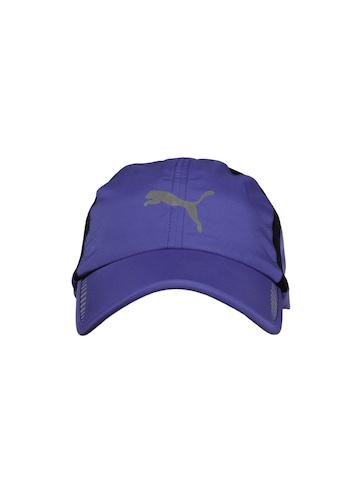 Puma Men Blue Complete Running Cap