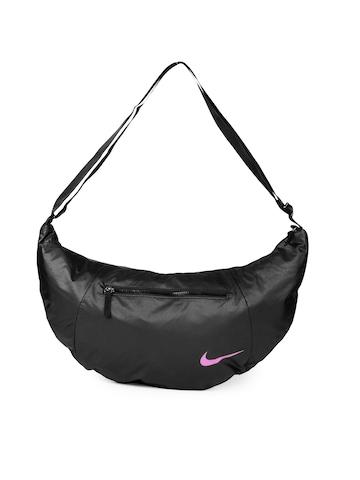Nike Women Black Sling Bag