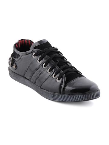 Buckaroo Men Marcela Black Casual Shoes