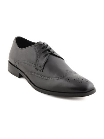 Clarks Men Black Formal Shoes