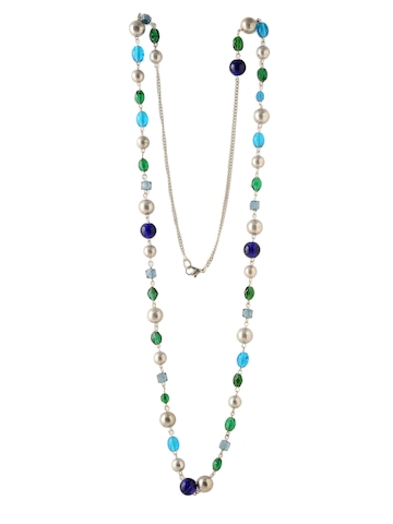 ToniQ Women Multi Coloured Necklace