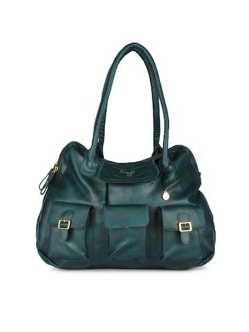 Baggit Women Green Handbag