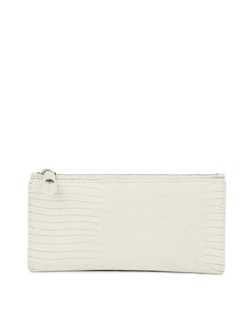 French Connection Women White Wallet