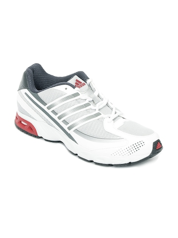 Adidas Men Silver Adi Quest Sports Shoes