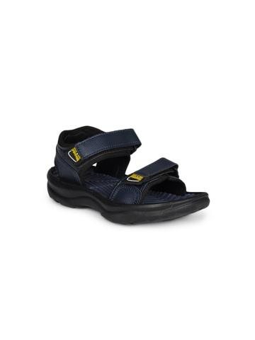 Marvel Boys Navy Blue Sandals