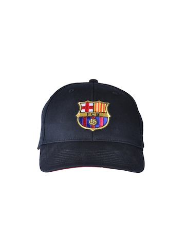 Nike Unisex FCB CORE Black Caps