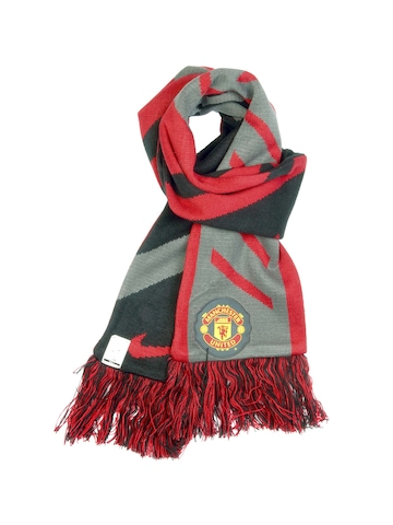 Nike Men Striped Manchester United Red Scarf